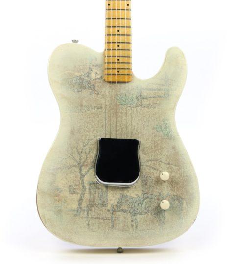 "Eric Daw Custom Guitar ""Home On La Grange"""